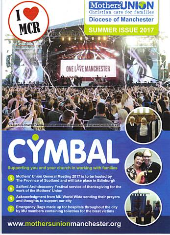 New Edition of Cymbal Out Now!