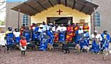 News from our link Diocese of Kagera